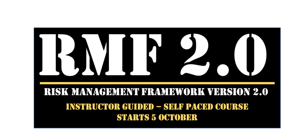 RMF 2.0 course